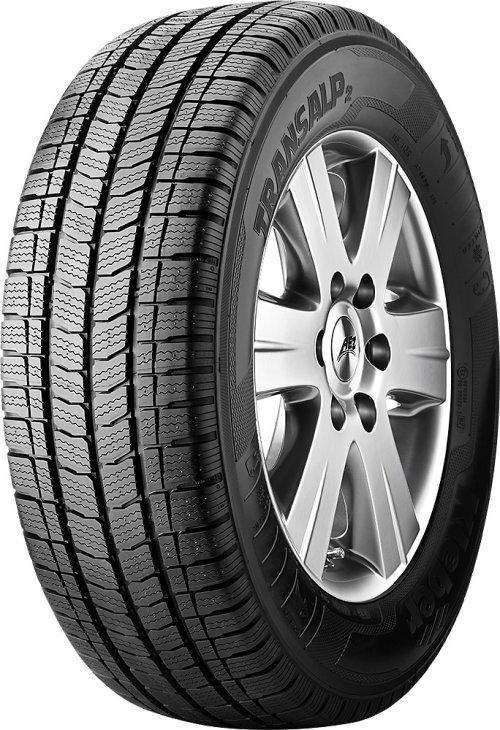 Transalp 2 Kleber tyres