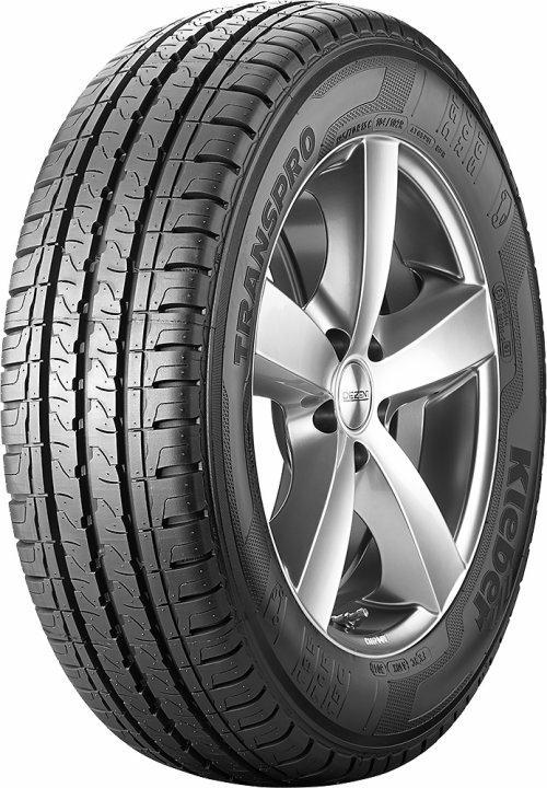Kleber 215/75 R16 light truck tyres Transpro EAN: 3528704388448