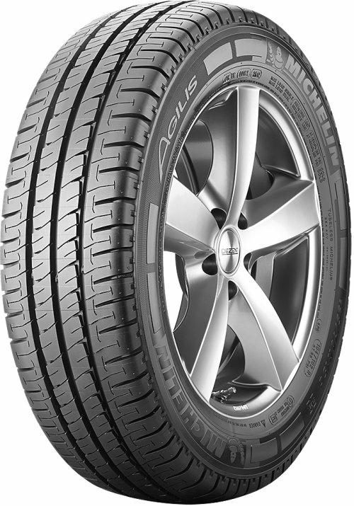 Agilis + Michelin tyres