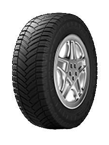 Agilis CrossClimate Michelin tyres