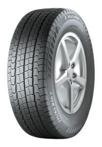 MPS 400 Variant All Matador pneus all seasons para comerciais ligeiros 14 polegadas MPN: 04241530000