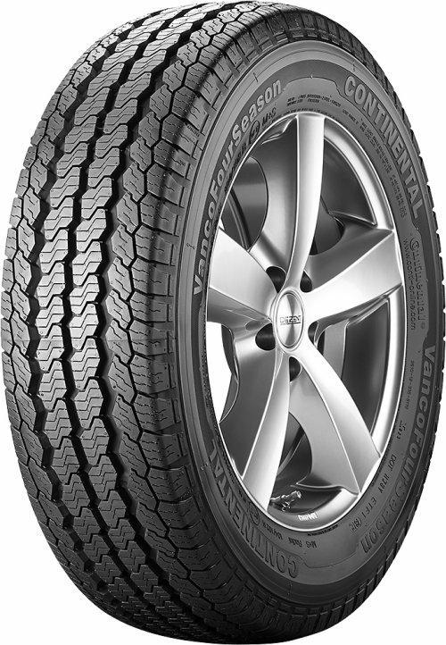 Continental 215/75 R16 light truck tyres VANCOFOURSEASON C EAN: 4019238212914