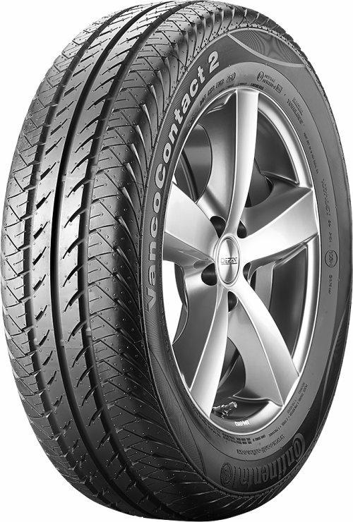 Continental VancoContact 2 165/70 R13 van summer tyres 4019238319873