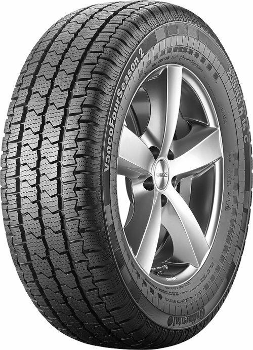 Continental 225/65 R16 light truck tyres VANCOFS2 EAN: 4019238446203
