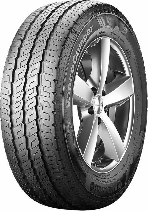 Continental 195/75 R16 light truck tyres VANCO CAMPER EAN: 4019238446227