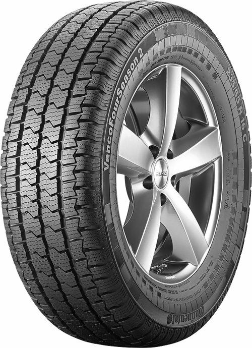 Continental 205/65 R16 light truck tyres VANCOFOURSEASON 2 EAN: 4019238528015