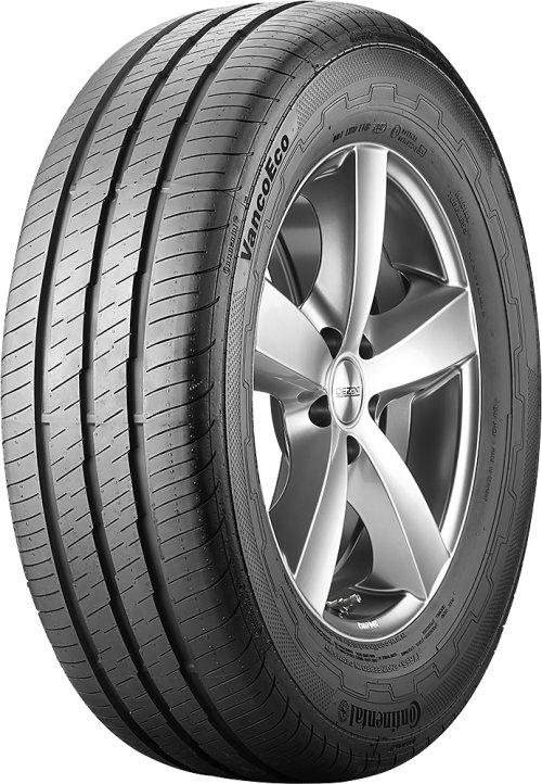 Van summer tyres Continental VANCOECO8 EAN: 4019238539370