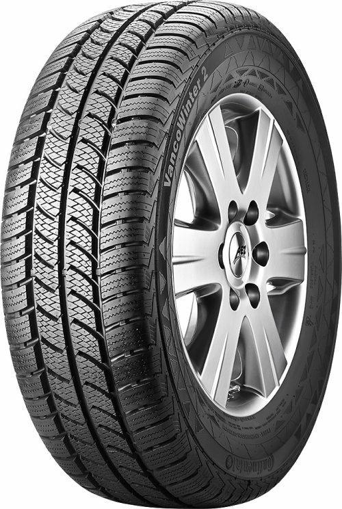 Van winter tyres Continental VANCOWINTER 2 C M+ EAN: 4019238541137