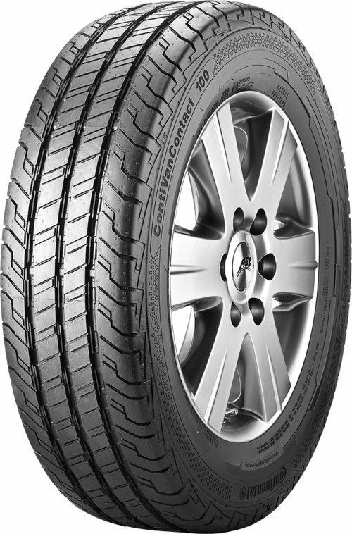 Van summer tyres Continental VANCO100 EAN: 4019238594522