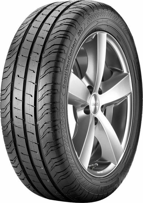 Continental 205/75 R16 light truck tyres CONTIVANCONTACT 200 EAN: 4019238697650