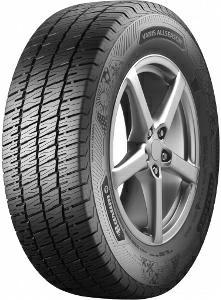 Vanis AllSeason Barum tyres