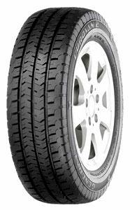 Eurovan 2 General BSW tyres