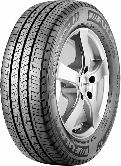 Conveo Tour 2 Fulda hgv & light truck tyres EAN: 4038526041821