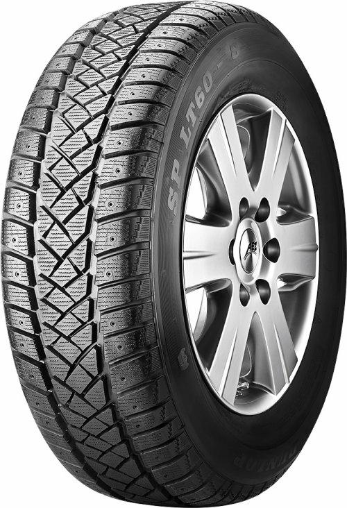 SP LT 60 Dunlop tyres