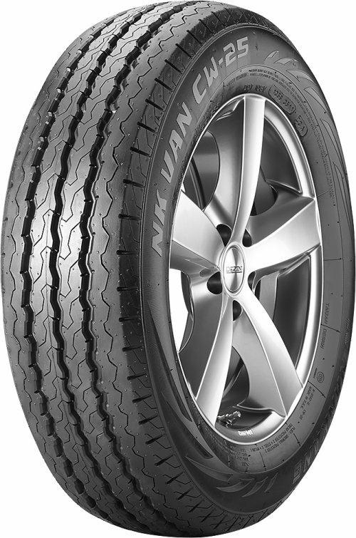 Nankang 175/65 R14 neumáticos para furgonetas Van CW-25 EAN: 4712487545597