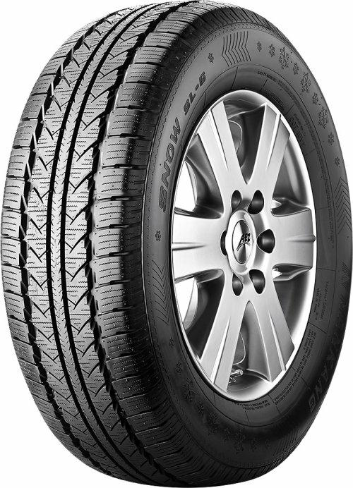 17 inch van and truck tyres SL-6 from Nankang MPN: EY027