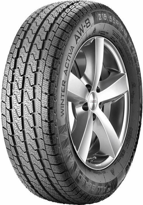All Season Van AW-8 Nankang tyres