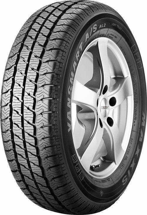 Vansmart A/S AL2 Maxxis tyres