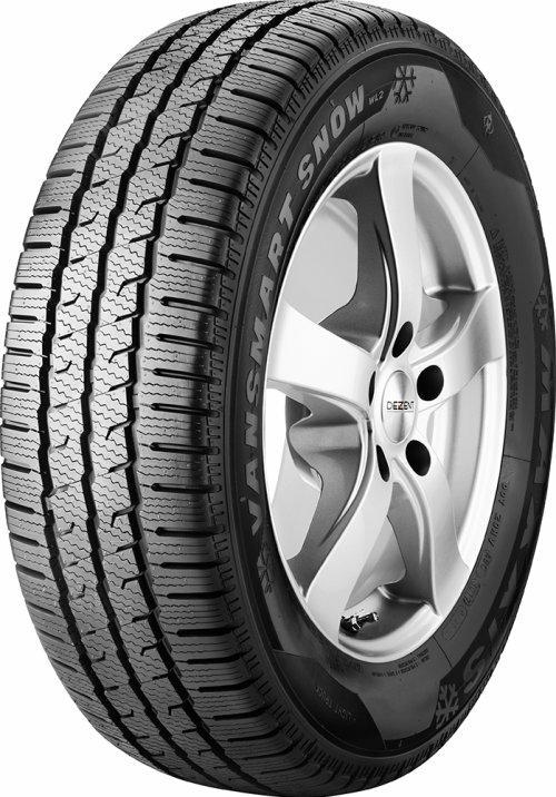 Vansmart Snow WL2 Maxxis Felgenschutz tyres