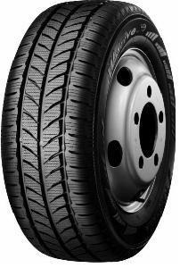 W.drive WY01 Yokohama tyres
