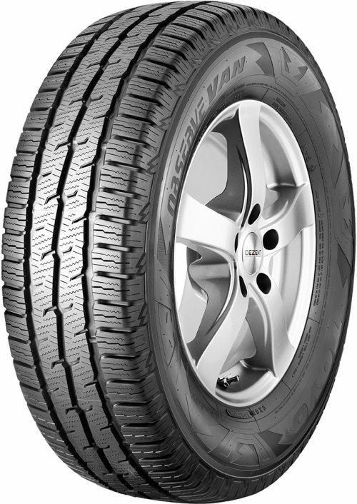 Observe VAN Toyo pneus de inverno para comerciais ligeiros 14 polegadas MPN: 4035400