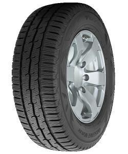 Observe Van Toyo neumáticos
