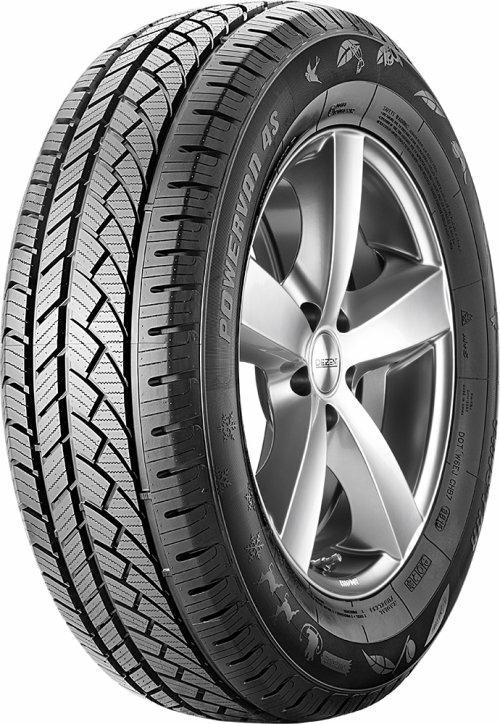 17 inch van and truck tyres Powervan 4S from Tristar MPN: TF195