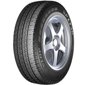 SP LT 36 Dunlop tyres