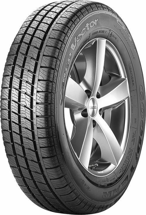 Cargo Vector 2 Goodyear tyres