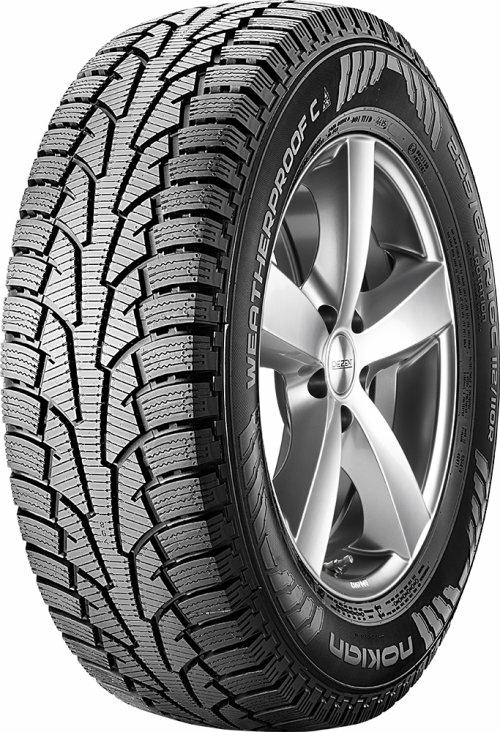 Light trucks Nokian 215/70 R15 WEATHERPROOF C All-season tyres 6419440265216