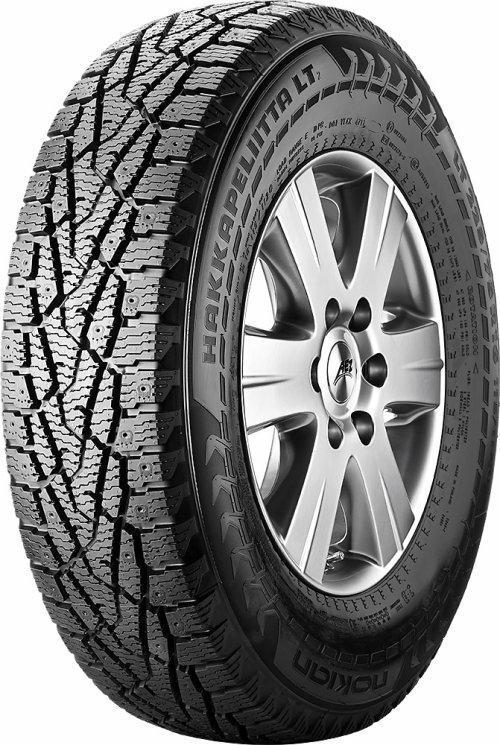 18 tommer dæk til varevogne og lastbiler HAKKAPELIITTA LT2 fra Nokian MPN: T428222