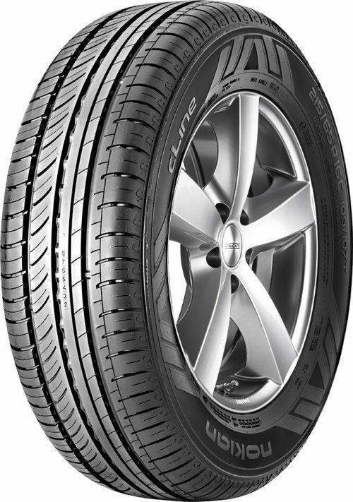 Cline VAN Nokian hgv & light truck tyres EAN: 6419440292373