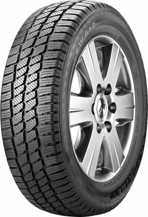 Light trucks Goodride 6.50 R16 SW612 Snowmaster Winter tyres 6927116111519