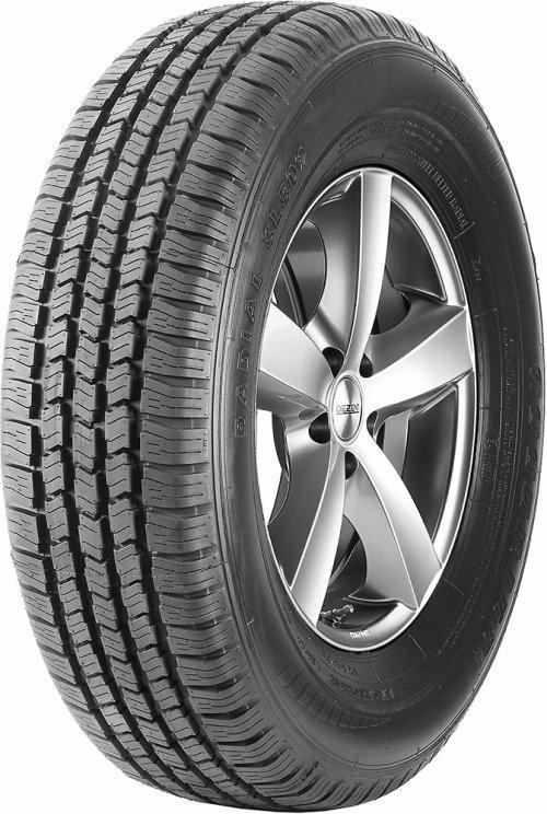 18 tommer dæk til varevogne og lastbiler SL309 Radial fra Goodride MPN: 4001