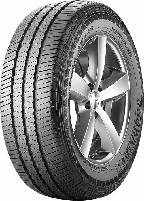 14 tommer dæk til varevogne og lastbiler Radial SC328 fra Goodride MPN: 4703