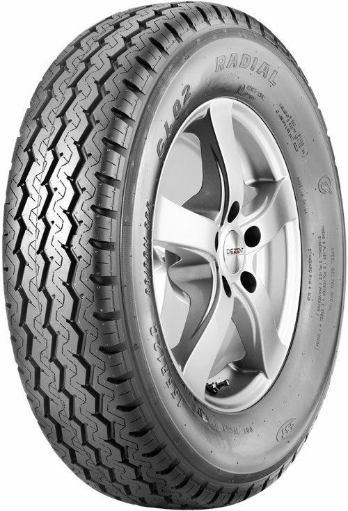 CL02 CST tyres