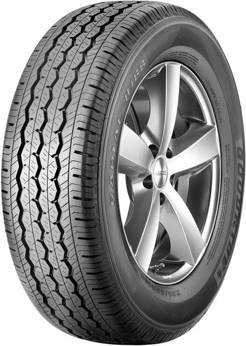 H188 Goodride pneus de verão para comerciais ligeiros 14 polegadas MPN: 0566