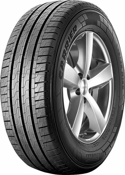 Carrier Pirelli BSW tyres