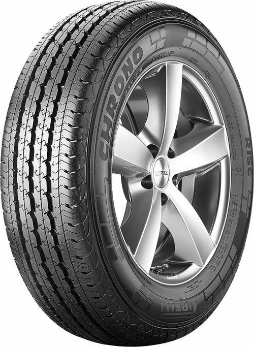 Chrono 2 Pirelli tyres