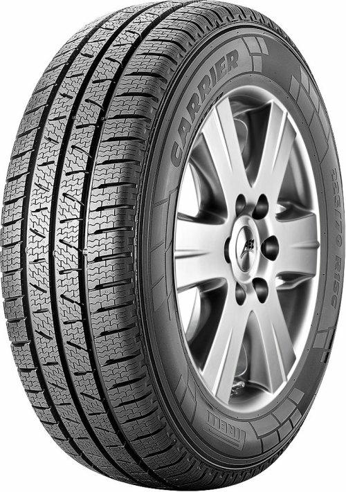 Carrier Winter Pirelli BSW tyres