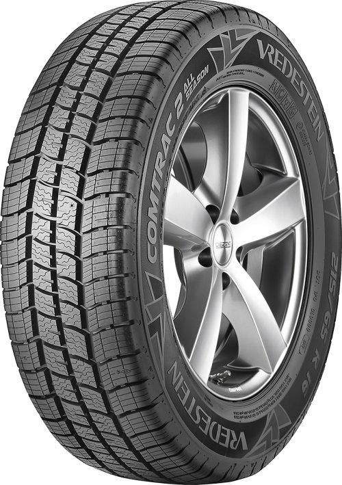 COMTRAC2AS Vredestein BSW tyres