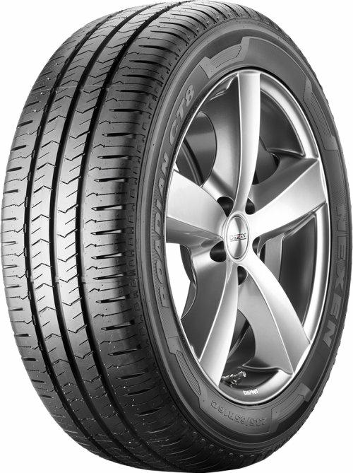 Roadian CT8 Nexen tyres