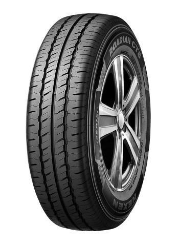 14 tommer dæk til varevogne og lastbiler CT8 fra Nexen MPN: 13789
