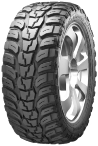 Kumho 265/70 R17 SUV Reifen Road Venture MT KL71 EAN: 8808956080358