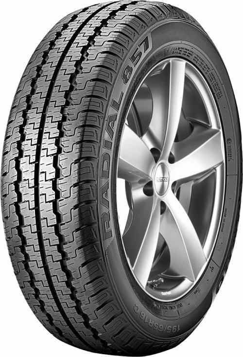 Kumho Radial 857 2101973 car tyres