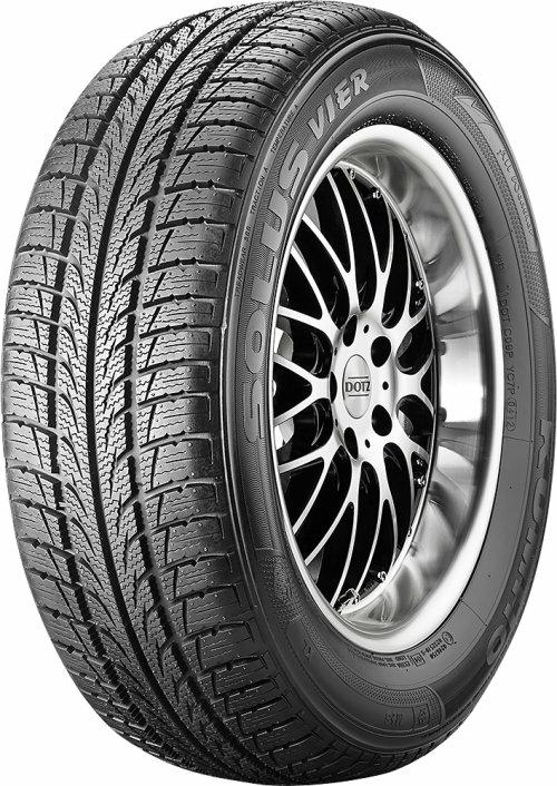 Solus Vier KH21 Kumho neumáticos