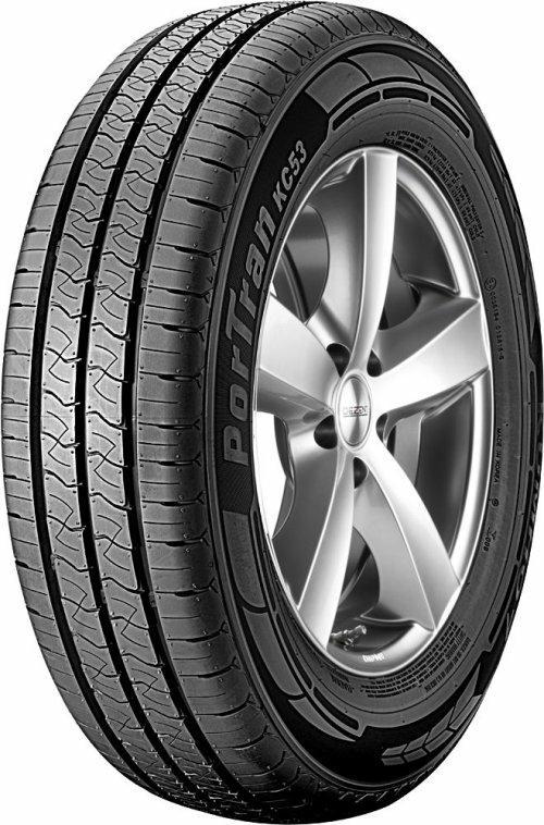 14 tommer dæk til varevogne og lastbiler Portran KC53 fra Kumho MPN: 2227603