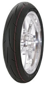 Avon 120/70 ZR17 Reifen für Motorräder 3D Ultra Xtreme AV81 EAN: 0029142734475