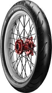 Cobra Chrome Avon EAN:0029142901426 Motorradreifen 100/90 r19