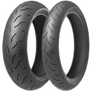BT016 R Pro Bridgestone Supersport Strasse pneumatici